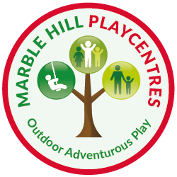 Marble Hill Playcentres Logo
